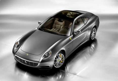 Customized Ferrari 612 Scaglietti