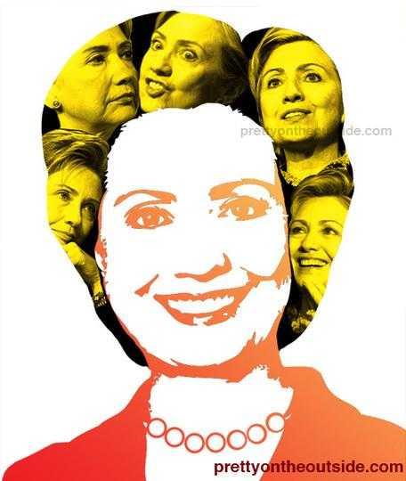 Political Spoofs as a Protest - Hillary Clinton for Sunsilk