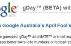 gDay MATE (HOAX)