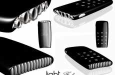 Mobile Phone of 2014 - Light Flash