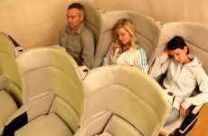 Airplane Privacy Chambers - Delta Cozy Suites