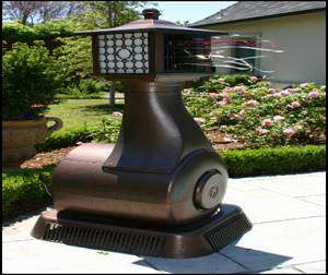 Outdoor Air Conditioning