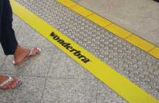 Second Yellow Safety Line for Wonderbra Customers