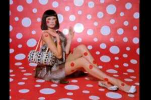 The Louis Vuitton x Yayoi Kasuma Video is Vintage Chic