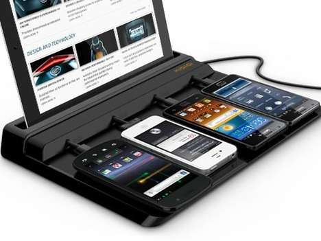 All In One Power Station for Tablets/Cell/iPhone/iPad