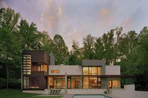 The Crab Creek House by Robert Gurney Architects is Very Detailed