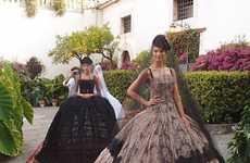 Opulent Sicilian Couture