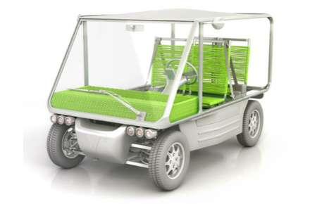 Safari-Style Eco Vehicles - Volteis V + Strives to Put You in Touch with Your Natural Surroundings
