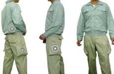 Breezy Cargo Garments