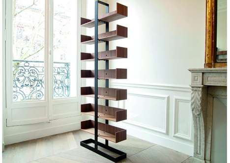 Severin Bookshelf