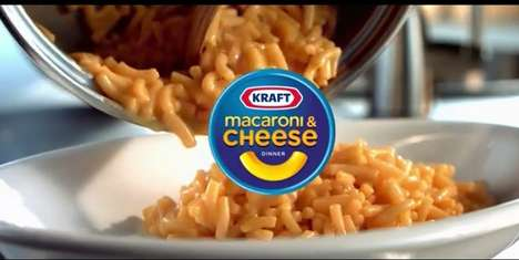 Kraft Mac Cheese Waste