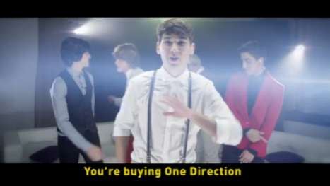 One Direction Parody Song