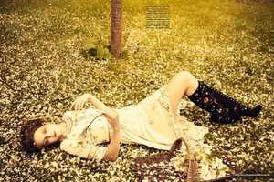 The Vogue Italia July 2012 'So Full of Dreams' Editorial is Whimsical