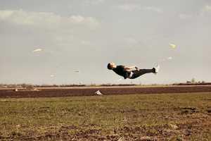 The David Nemcsik Levitation Project Takes Flight