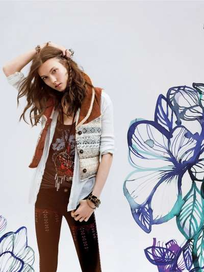 Free People July 2012