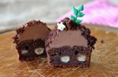 These Sweet Potato Chocolate Cupcakes are for Gardeners with a Sweet Tooth