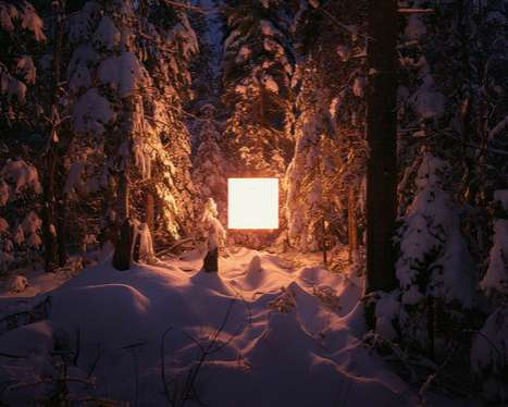 Illuminated Landscapes by Benoit Paille