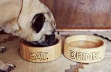 DIY Doggy Bowls