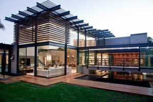 The House Aboobaker by Nico van der Meulen Architects is Unbelievable