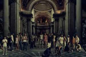 The Alt-J 'Tessellate' Video Modernizes Raphael Paintings