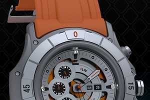 Alp Germaner Designs the Chrono Watch That Offers a Variety of Functions