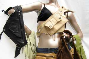 Leather Girl Kelley Gives Old Rawhide Products New Life