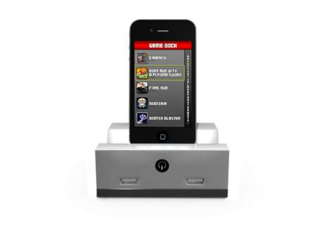 ios gamedock