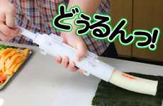 The Strapya World 'Sushi Bazooka' Simplifies Japanese Cuisine