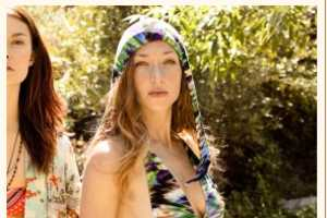 Curlee Bikini Makes Eye-Catching and Environmentally Friendly Suits