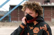 Pollution-Sensing Outerwear