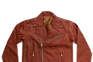 Olga Road Turns Old Trench Coats into Sleek New Styles