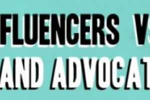 The Influencer vs. Brand Advocate Infographic is a Lesson in PR