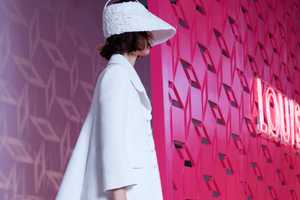 The Louis Vuitton Resort 2013 Collection is Offbeat and Chic