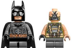 LEGO Releases the Dark Knight Rises Characters