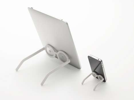 Megane Tech Accessories by Nendo