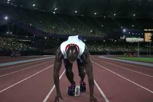GlaxoSmithKline 2012 Olympics Spot Stars Marlon Devonish