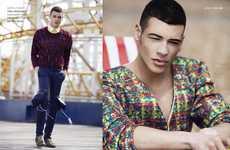 Color Spectrum Menswear
