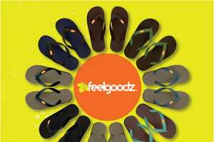 Feelgoodz Footwear Is Constructed Using Socially Responsible Methods