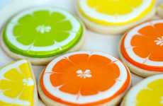 Sweetopia's Citrus Cookies Are Sweetly Styled and Company-Ready