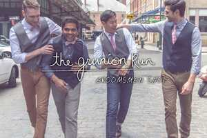The Grunion Run Groomsmen Shop Debuts 2012 Lookbook