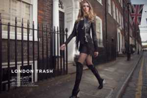 London Trash by Joel Cartier is Alluring and Carefree
