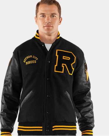 Batman Varsity Fashion