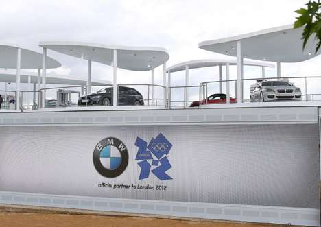 BMW Olympic Park Pavilion