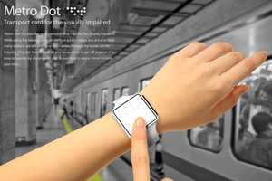 'Metro Dot' Helps the Visually Impaired Ride the Subway with Ease