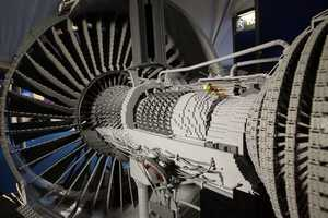 The Rolls-Royce Trent 1000 is Made from Blocks