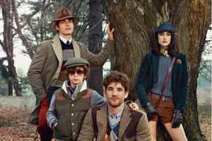 The Tommy Hilfiger Fall/Winter 2012 Campaign Presents One Happy Fam