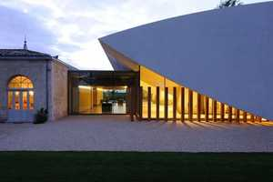 The Chateau Cheval Blanc Winery is Hill-Hugging Chic