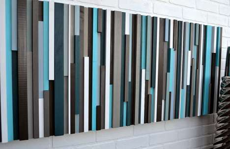 Megan Toro Wood Sculpture Headboards