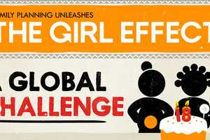 The 'Girl Effect: A Global Challenge' Infographic Aims to Find a Solution