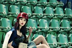 The Harper's Bazaar Korea July 2012 Editorial Features Active Sets